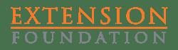 Extension Foundation Logo New